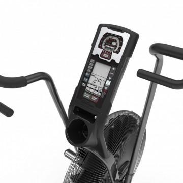 Poza Bicicleta fitness SCHWINN AIRDYNE AD8, Negru, Greutate maxima suportata 159 Kg, Ecran LCD, Suport sticla, Sezut ajustabil
