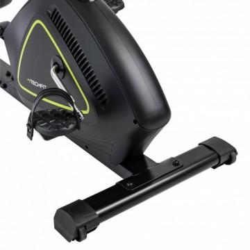 Poza Bicicleta orizontala exercitii TECHFIT R500 negru-verde