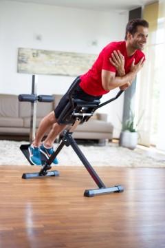 Poza Banca antrenament Kettler Athos, Greutate utilizator: 130kg, Negru