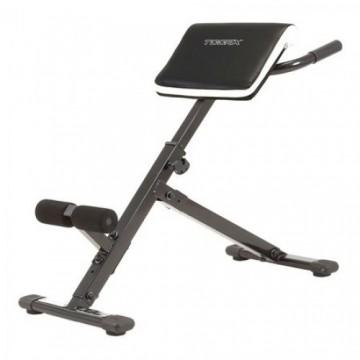 Poza Multifunctionala pentru lombari Banca de antrenament TOORX WBX-20, Greutate maxima utilizator + greutati: 100 kg, Pliabila
