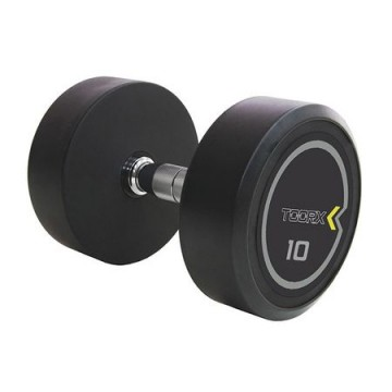 Poza Gantera Profesionala TOORX, 10 kg