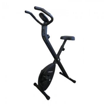 Poza Bicicleta verticala Techfit XB200, pliabila, Negru