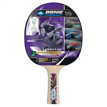Poza Paleta tenis de masa Donic Schildkrot Legends 800 FSC