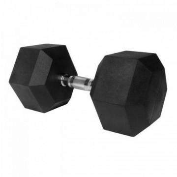Poza Gantera Hexagonala TOORX 22,5 kg
