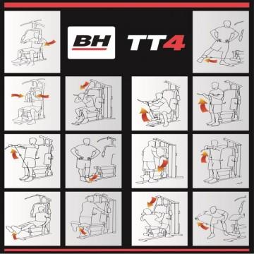 Poza Aparat multifunctional BH FITNESS TT4