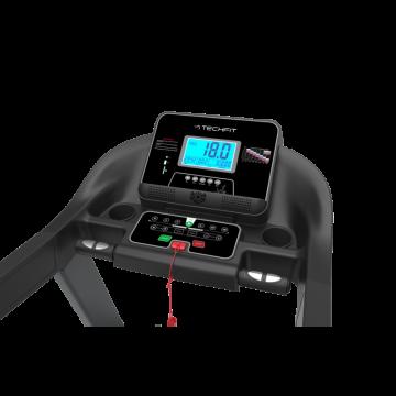 Banda de alergare TECHFIT MT200, Putere Maxima 5CP, Greutate utilizator: 150KG, Suprafata de alergare 130 x 48cm. Poza 9