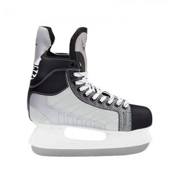 Poza Nils Extreme Patine hockey-negru/gri
