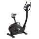 Bicicleta de exercitii Toorx BRX-100ERGO, ergometru cu franare magnetica, volanta 14kg, greutate maxima suportata 160kg, pedale mari cu curea